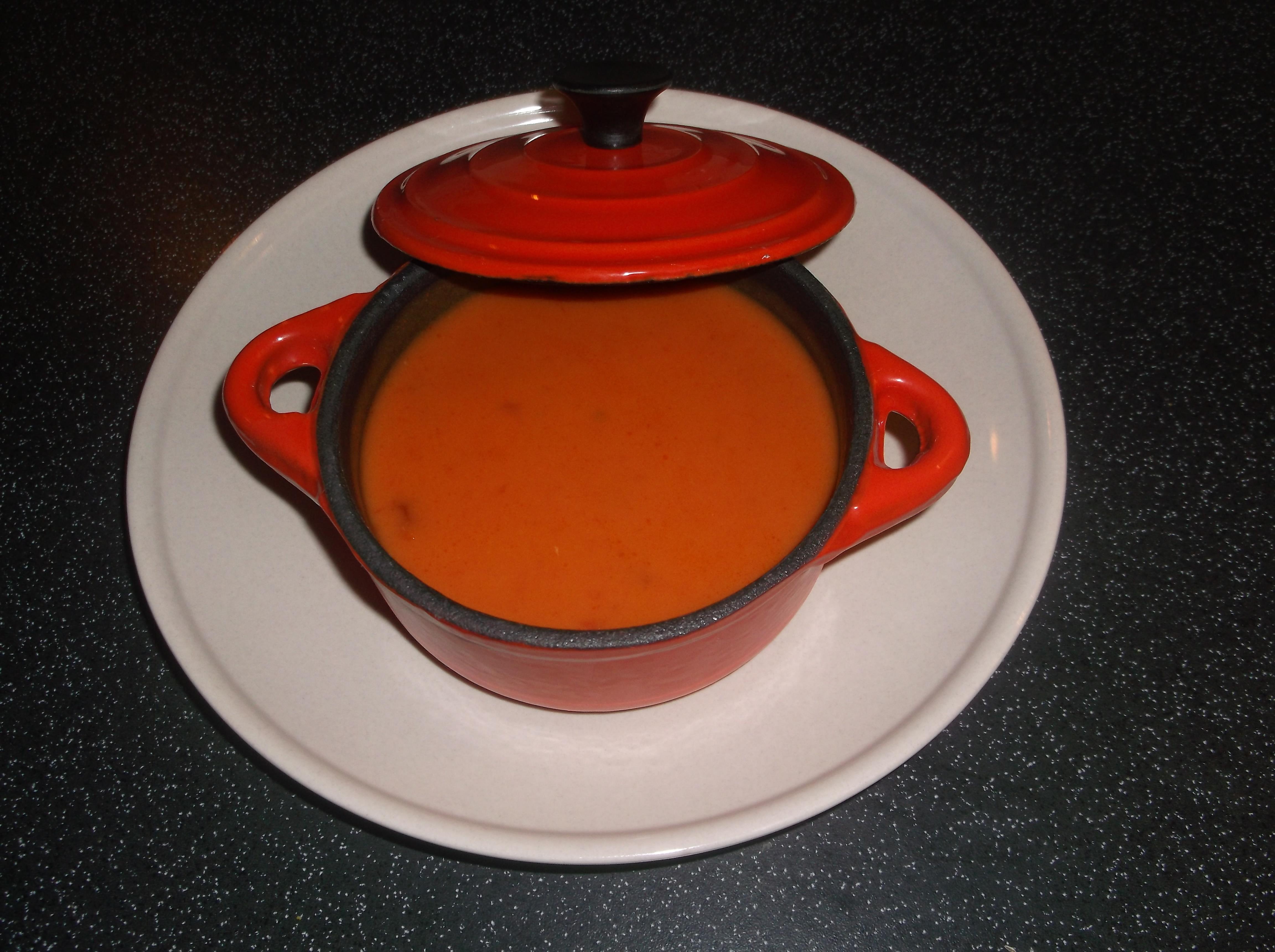 sandraas tomaten creme soep