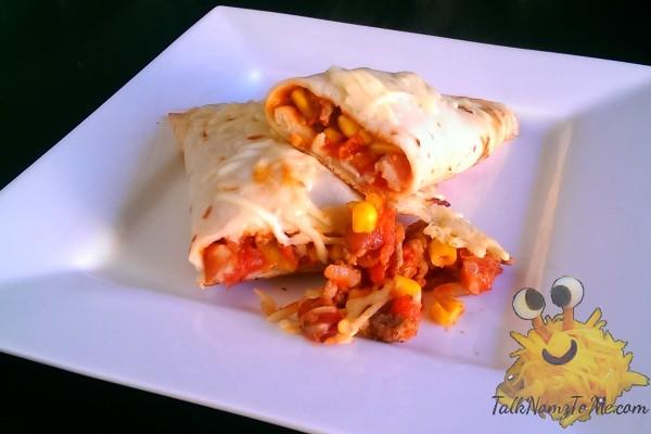 Linda en Sergio's Enchiladas